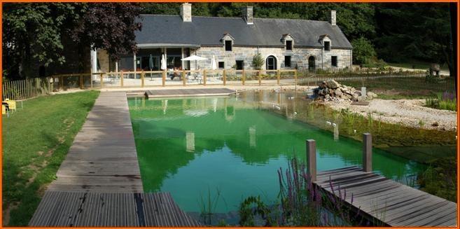 H bergements silfiac station verte office de tourisme de pontivy communaut silfiac - Office de tourisme pontivy ...